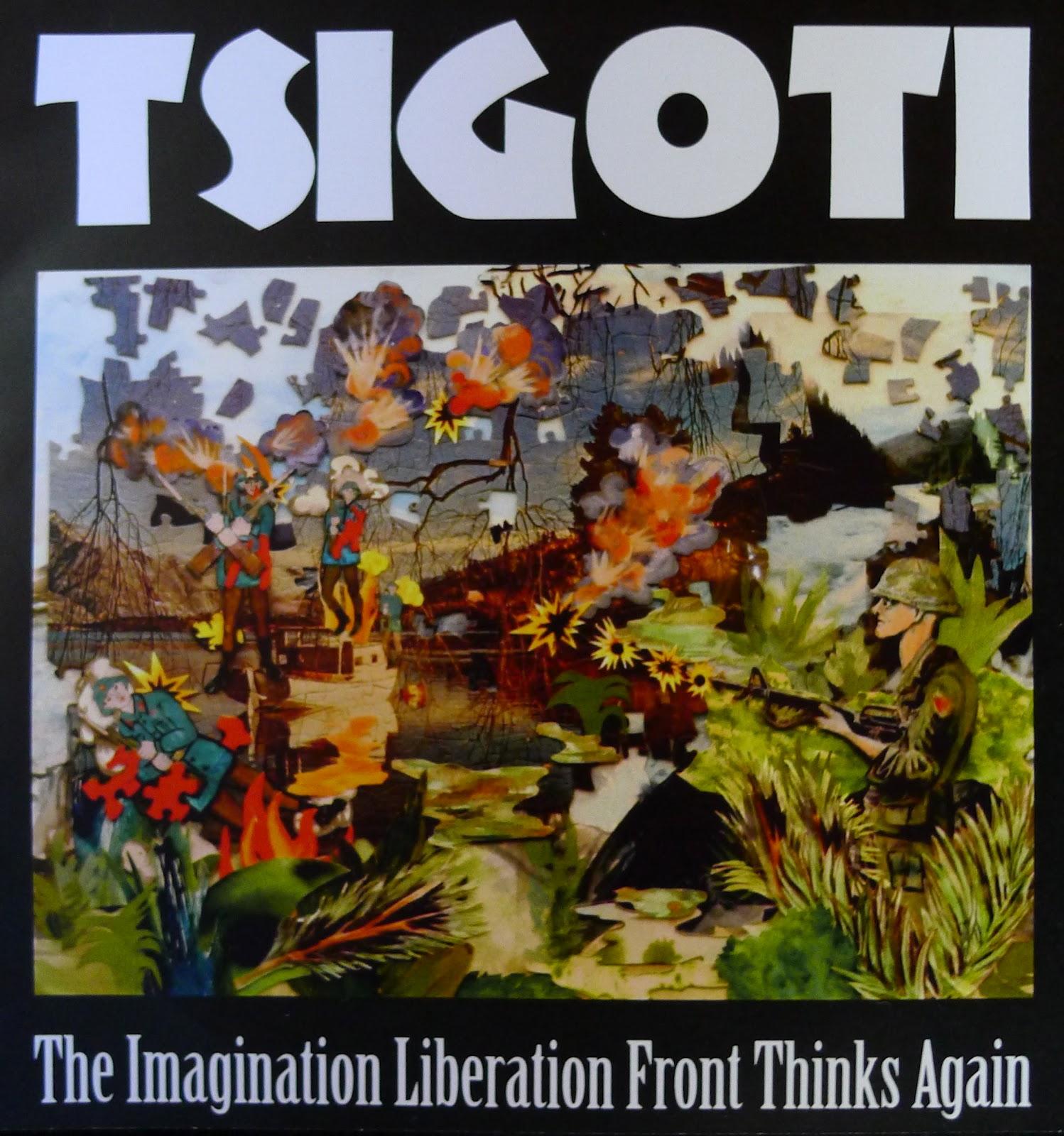 Tsigoti ILF Cover