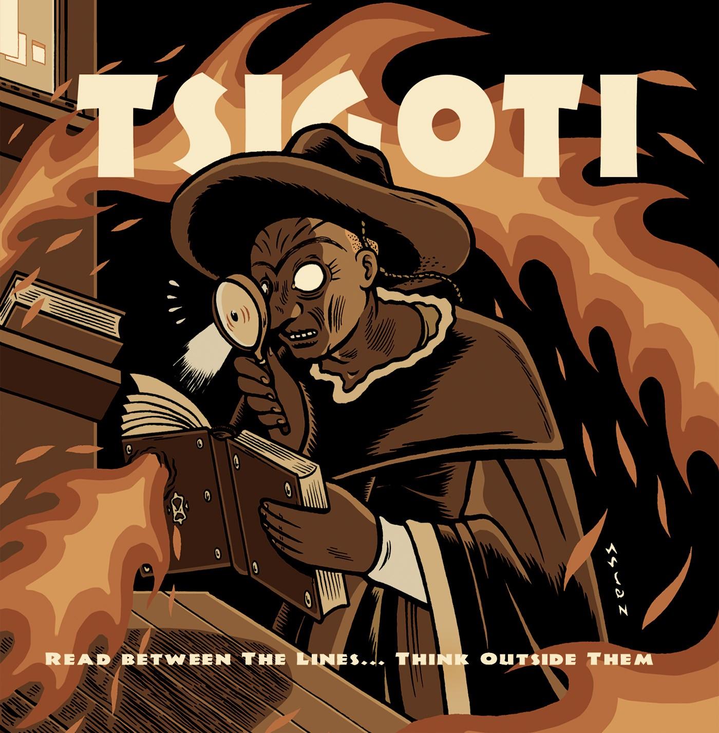 TSIGOTI IV Cover